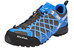 Salewa Wildfire Vent Approach Shoes Men walnut/mayan blue